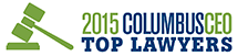 Accolade: 2015 Columbus CEO Top Lawyers